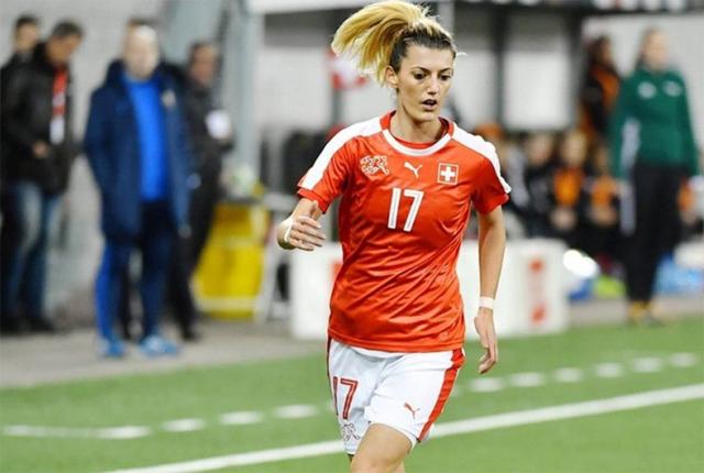 Ismaili đã 33 lần khoác áo tuyển quốc gia Thụy Sỹ