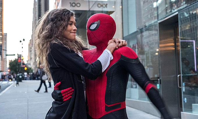 Chuyện tình Peter Parker - MJ khá nhạt nhẽo.