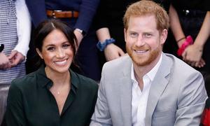 Vợ chồng Meghan ít tiền và nhân viên hơn nhà Kate