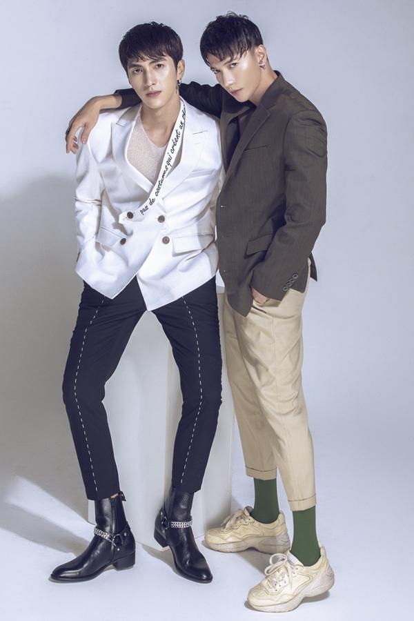 ST. Sơn Thạch và Bình An lần đầu kết hợp trong chương trình Cuộc đua kỳ thú. Cặp đôi thực hiện một bộ ảnh kỷ niệm và chia sẻ nhiều cảm nhận về quá trình tham gia cuộc đua.