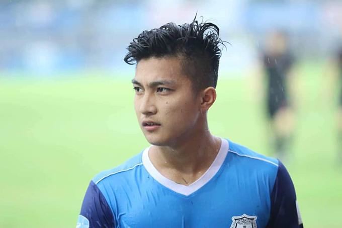 Martin Lo hiện chơi cho FC Phố Hiến ở giải hạng Nhất.
