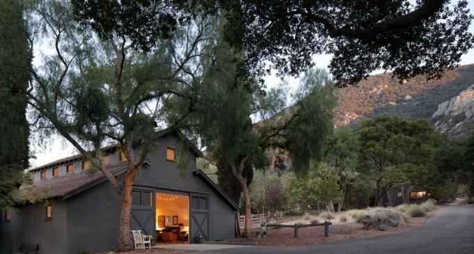Nhà trang trại ngoại ô khu Thousand Oaksđã báncủa Ellen DeGeneres. Ảnh: Realtor.com.