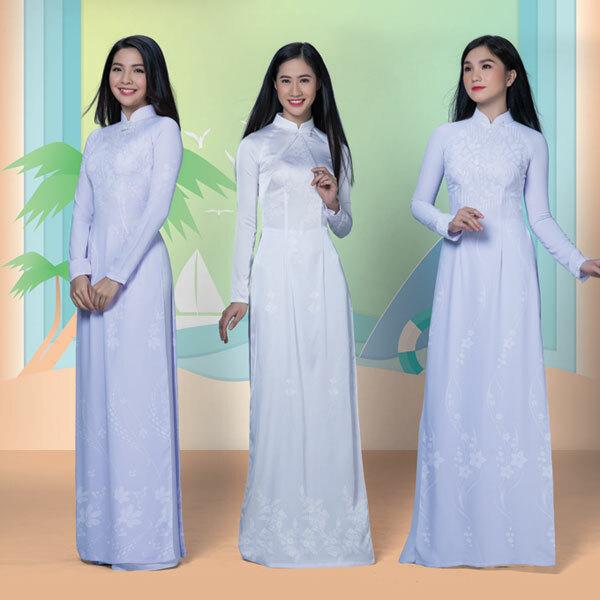 Thái Tuấn ưu đãi 20% dịp ra mắt BST áo dài mới