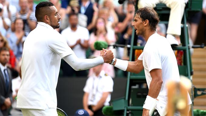 Đồng hồ may mắn được Nadal luôn đeo theo lời khuyên của nhà vua