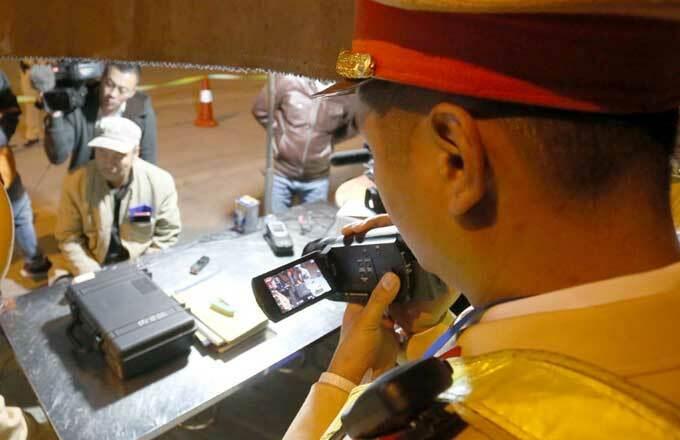 CSGT cả nước được trang bị hai loại camera khi xử lý vi phạm