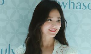 Song Hye Kyo lần đầu xuất hiện sau ly hôn