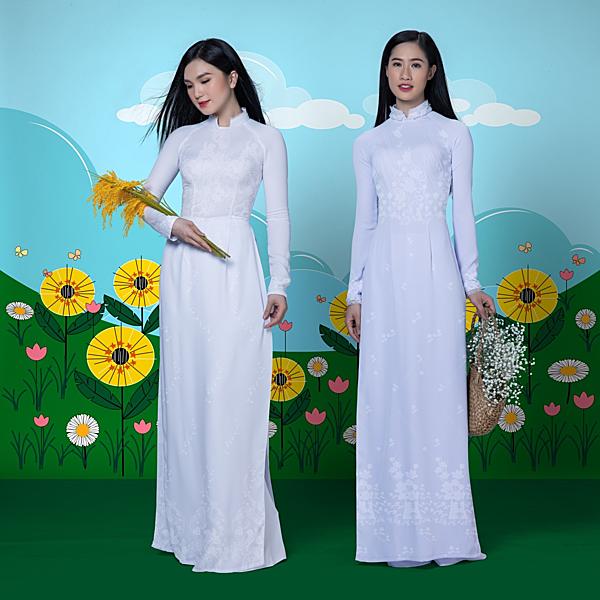 Chất liệu vải thoáng mát và thấm hút cao, tạo cảm giác thoải mái cho nữ sinh.