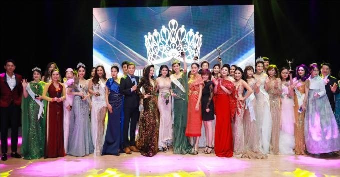 Năm 2018, Queen of Beauty World được tổ chức lần đầu tiên tạo dấu ấn trong ngành làm đẹp tại khu vực và những quốc gia có ngành công nghiệp làm đẹp phát triển. Cuộc thi nhận được sự ủng hộ của chính quyền, các tổ chức, hiệp hội làm đẹp, bệnh viện thẩm mỹ, các thương hiệu mỹ phẩm, thời trang nổi tiếng của Hàn Quốc cũng như những quốc gia châu Á có thí sinh tham dự.  Sau thành công mùa một, cuộc thibước sang mùa 2,nhận được sự đồng hành và tài trợ từ UBND thành phố Bucheon (Gyeonggi, Hàn Quốc).