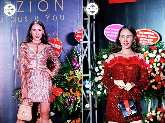 Hoa hậu Thế giới Người Việt 2019 Hoàng Thị Vân Anh trẻ trung với những thiết kế túi của Pazzion