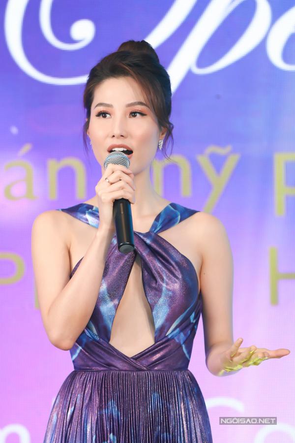 Ngoài kinh doanh, thời gian tới Diễm My sẽ trở lại nghệ thuật và tập trung nhiều hơn cho lĩnh vực phim truyền hình. Cô dự kiến góp mặt một vai diễn trong phim cung đấu Phượng khấu dự kiếnbấm máy vào tháng 9.