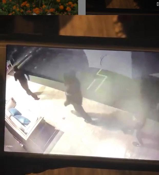 Sao Anh đăng ảnh trộm đột nhập vào nhà..