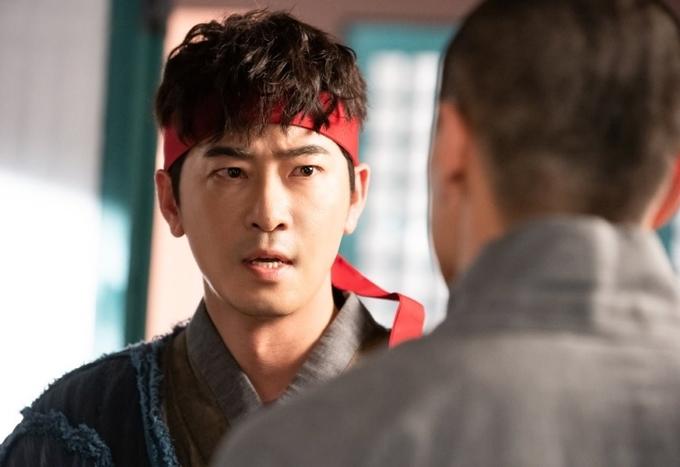 Kang Ji Hwan đóng vai chính trong phim.