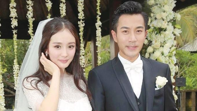 Lưu Khải Uy và Dương Mịch kết hôn năm 2014, sau thời gian yêu nhau từ phim ra ngoài đời thực.
