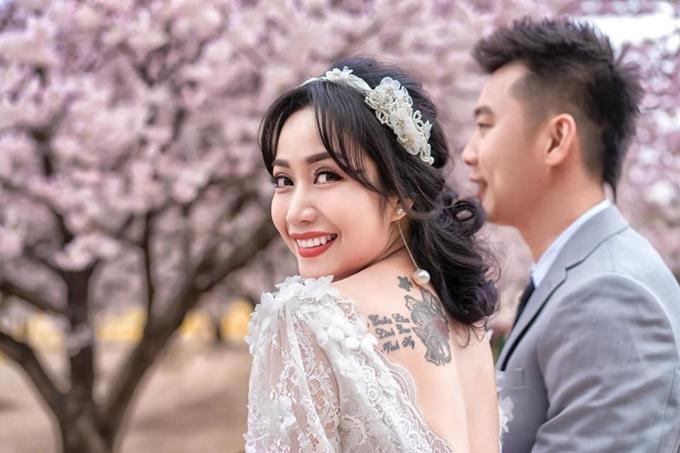 Nhan sắc hiện tại của Ốc Thanh Vân ở tuổi 35.