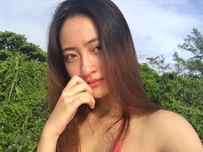 Nhan sắc thí sinh HH Thế giới Việt Nam là bản sao Đỗ Mỹ Linh - 8