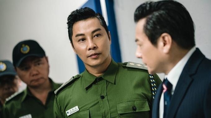 Đàm Diệu Văn vào vai quản lý của trại giam, là một tham quan nhiều mưu mẹo, tính tình hống hách. Anh có nhiều cảnh diễn chung với Cổ Thiên Lạc và Lâm Phong.