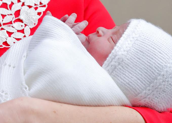 Hoàng tử Louis sinh ngày 23/4/2018, tại khoa sản bệnh viện St. Mary, London, nặng 3,8 kg. Louis đứng thứ 5 trong danh sách thừa kế ngai vàng của Nữ hoàng Elizabeth II.