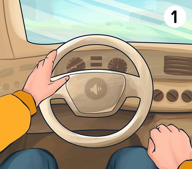 Cách lái xe tiết lộ con người bạn
