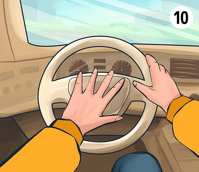 Cách lái xe tiết lộ con người bạn - 9