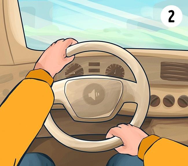 Cách lái xe tiết lộ con người bạn - 1