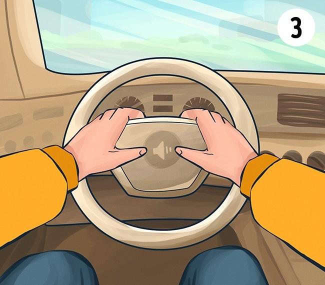 Cách lái xe tiết lộ con người bạn - 2