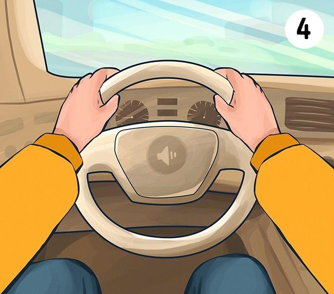 Cách lái xe tiết lộ con người bạn - 3