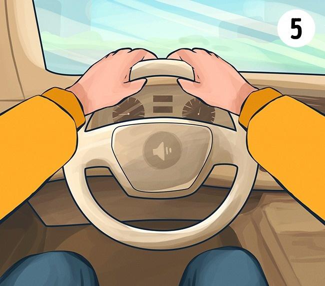 Cách lái xe tiết lộ con người bạn - 4