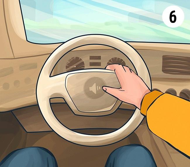 Cách lái xe tiết lộ con người bạn - 5