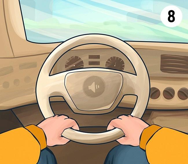 Cách lái xe tiết lộ con người bạn - 7