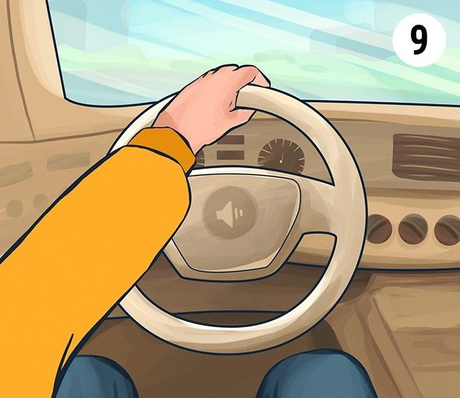 Cách lái xe tiết lộ con người bạn - 8