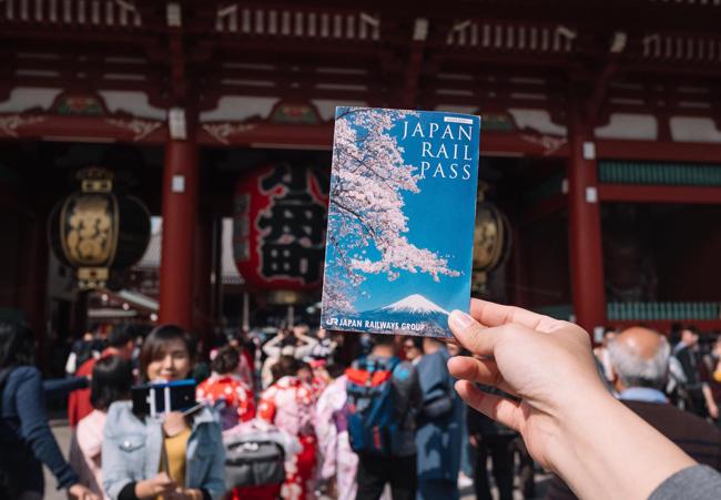 Thẻ đi tàu JR Pass ở Nhật  dùng sao cho hợp lý