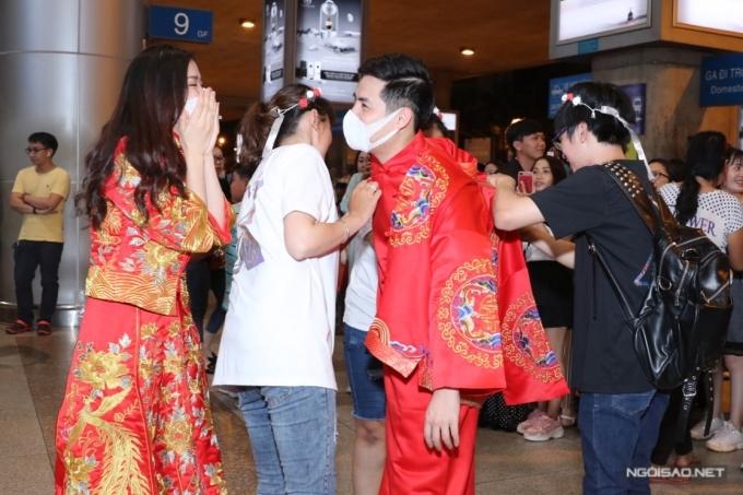 Đông Nhi - Ông Cao Thắng tổ chức đám cưới ở sân bay - 2