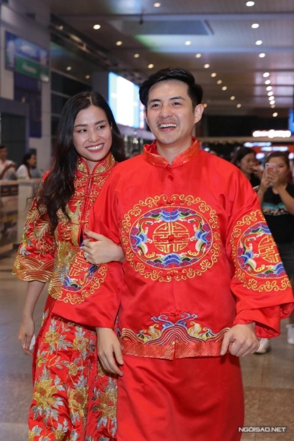 Đông Nhi - Ông Cao Thắng tổ chức đám cưới ở sân bay - 3