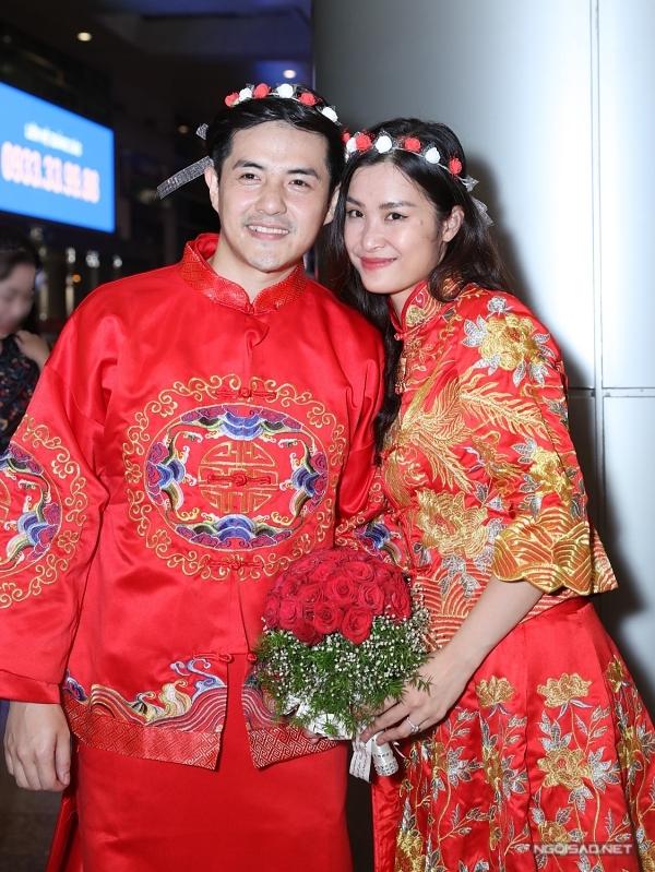 Đông Nhi - Ông Cao Thắng tổ chức đám cưới ở sân bay - 7