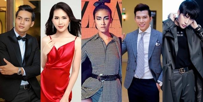 Dàn cast của Siêu sao mẫu nhí Việt Nam 2019.