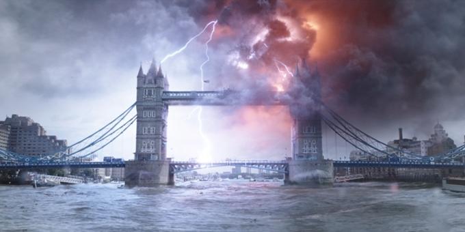 Trận chiến quan trọng nhất của phim diễn ra ở London. Đoàn phim được quay tại khu vực xung quanh cây cầu biểu tượng của thủ đô nước Anh trong một buổi sáng, nhưng không được chặn đường của phương tiện giao thông. Phần lớn cảnh quay được ghi hình trong phim trường.