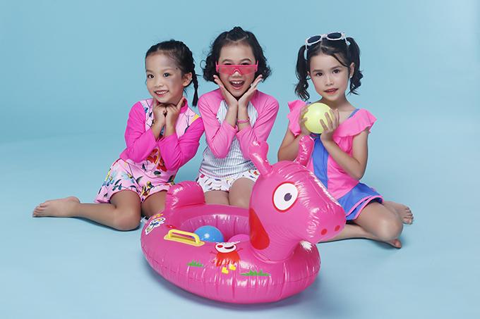 Đồ bơi mùa hè cho bé gái - 1