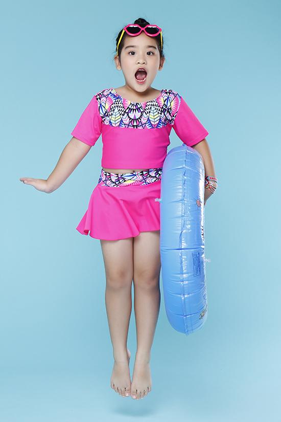 Đồ bơi mùa hè cho bé gái - 4