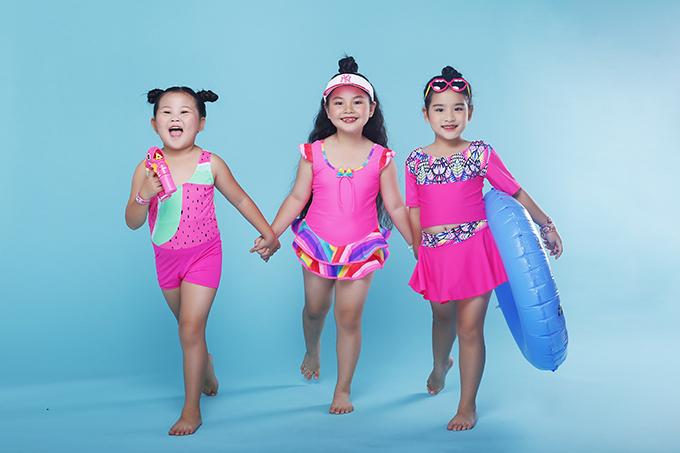 Đồ bơi mùa hè cho bé gái - 7