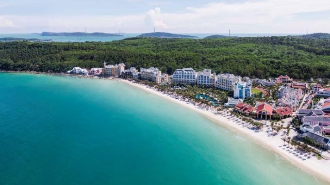 JW Marriott Phu Quoc Emerald Bay lọt Top 100 khu nghỉ dưỡng tốt nhất thế giới