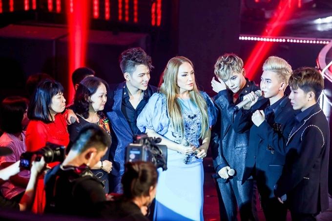 Chung kết Giọng hát Việt 2019 sẽ diễn ra tối 21/7 tại TP HCM.