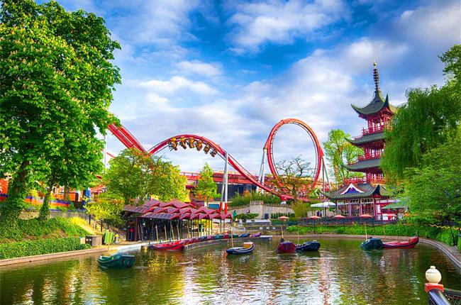 10 công viên dành cho gia đình thay thế cho Disneyland