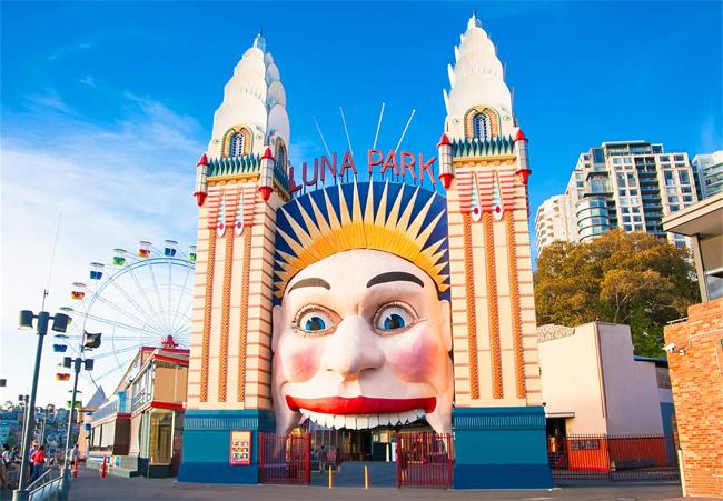 10 công viên dành cho gia đình thay thế cho Disneyland - 1