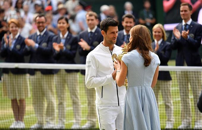 50 sắc thái khi xem chung kết Wimbledon 2019 của Kate - 2