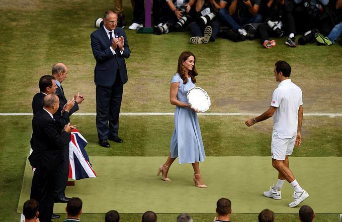 50 sắc thái khi xem chung kết Wimbledon 2019 của Kate - 3
