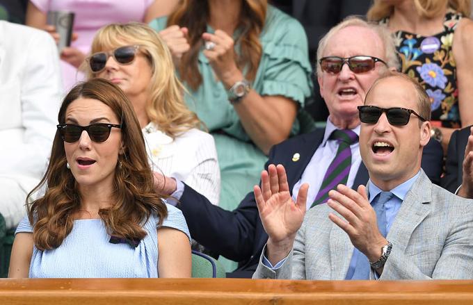 50 sắc thái khi xem chung kết Wimbledon 2019 của Kate - 5