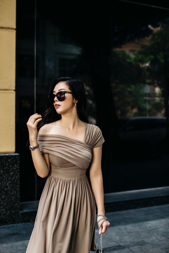 Bên cạnh vai trò nàng thơ của các nhà thiết kế, Mai Thanh Hà luôn dành thời gian đầu tư cho các vai diễn sao cho chỉn chu nhất. Nữ diễn viên không ngừng học hỏi để khẳng định bản thân.