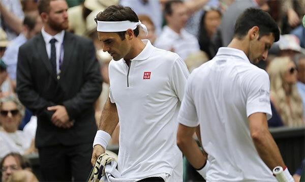 Cuộc so tài kinh điển giữa hai tay vợt lừng danh