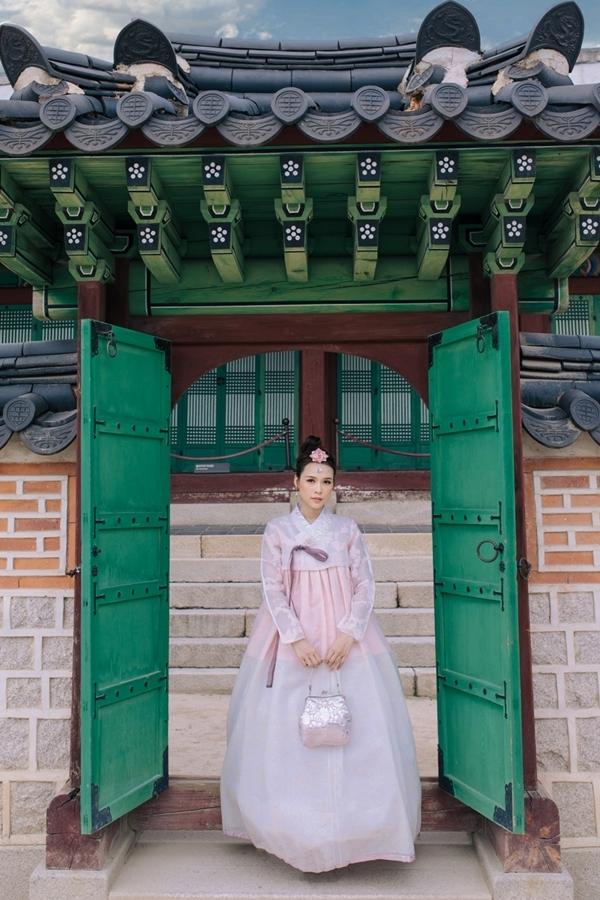 Cô ấn tượng tính cách thân thiện, hiếu khách của người dân Hàn Quốc.