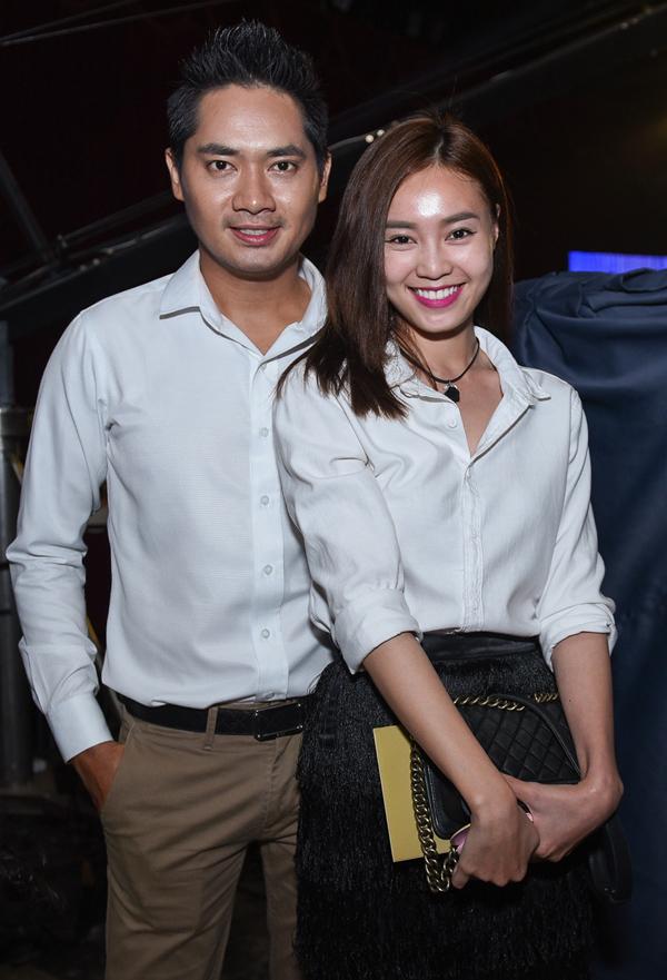 Minh Luân từng có 3 năm yêu diễn viên Lan Ngọc.